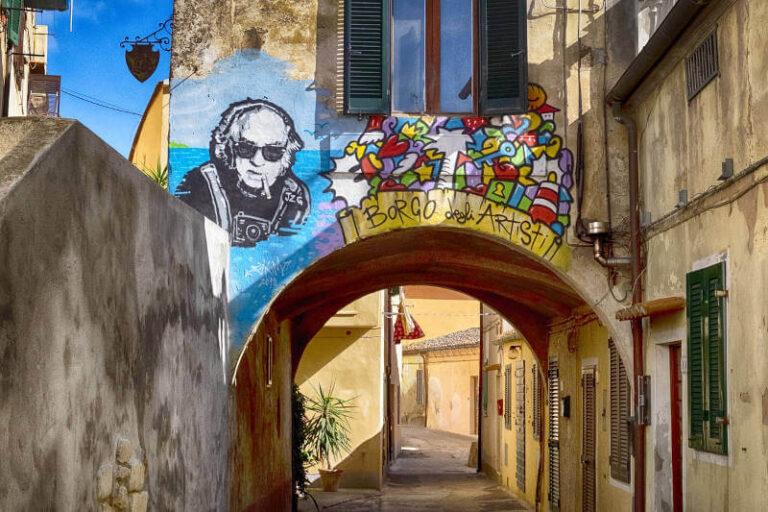 Capoliveri - Borgo degli Artisti