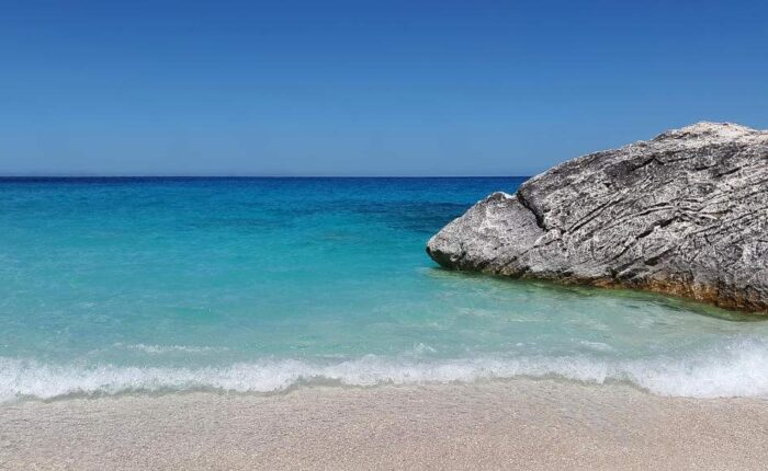 Il mare turchese della Sardegna