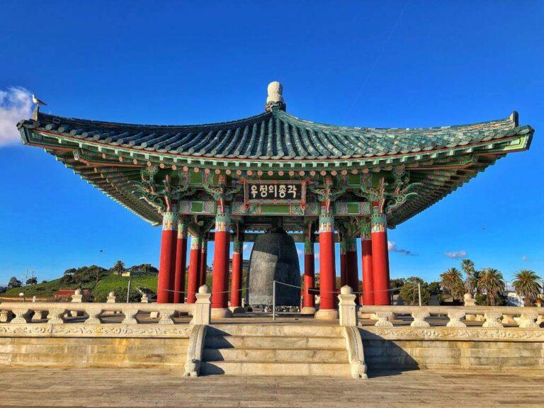 Tempio in Corea del Sud